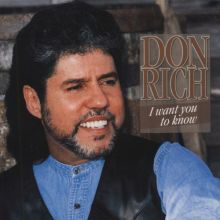 Don Rich - I Don´t Want To Know (1999)